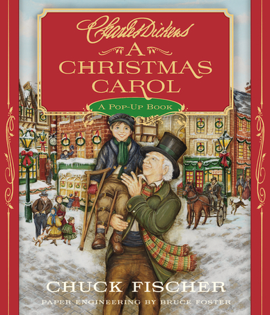 Carol's Notebook – A Christmas Carol by Charles Dickens, Chuck Fischer