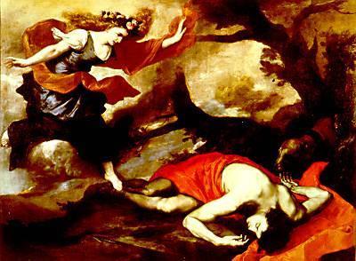 (Venus and Adonis - Jusepe de Ribera, 1637)