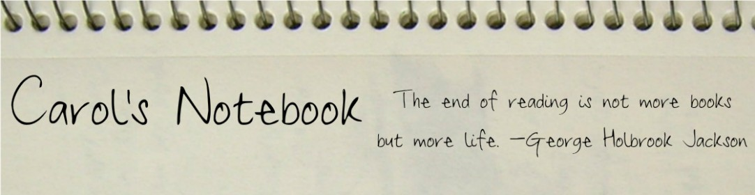 Carol&#039;s Notebook