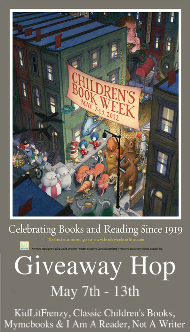 Children's Book Week Giveaway