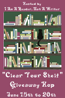 """""""Clear Your Shelf"""" Giveaway"""