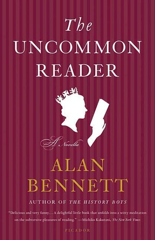 Review: The Uncommon Reader by Alan Bennett