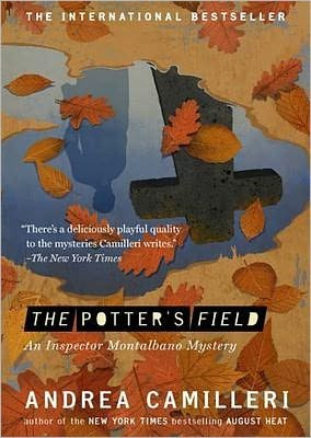 Review: The Potter's Field by Andrea Camilleri