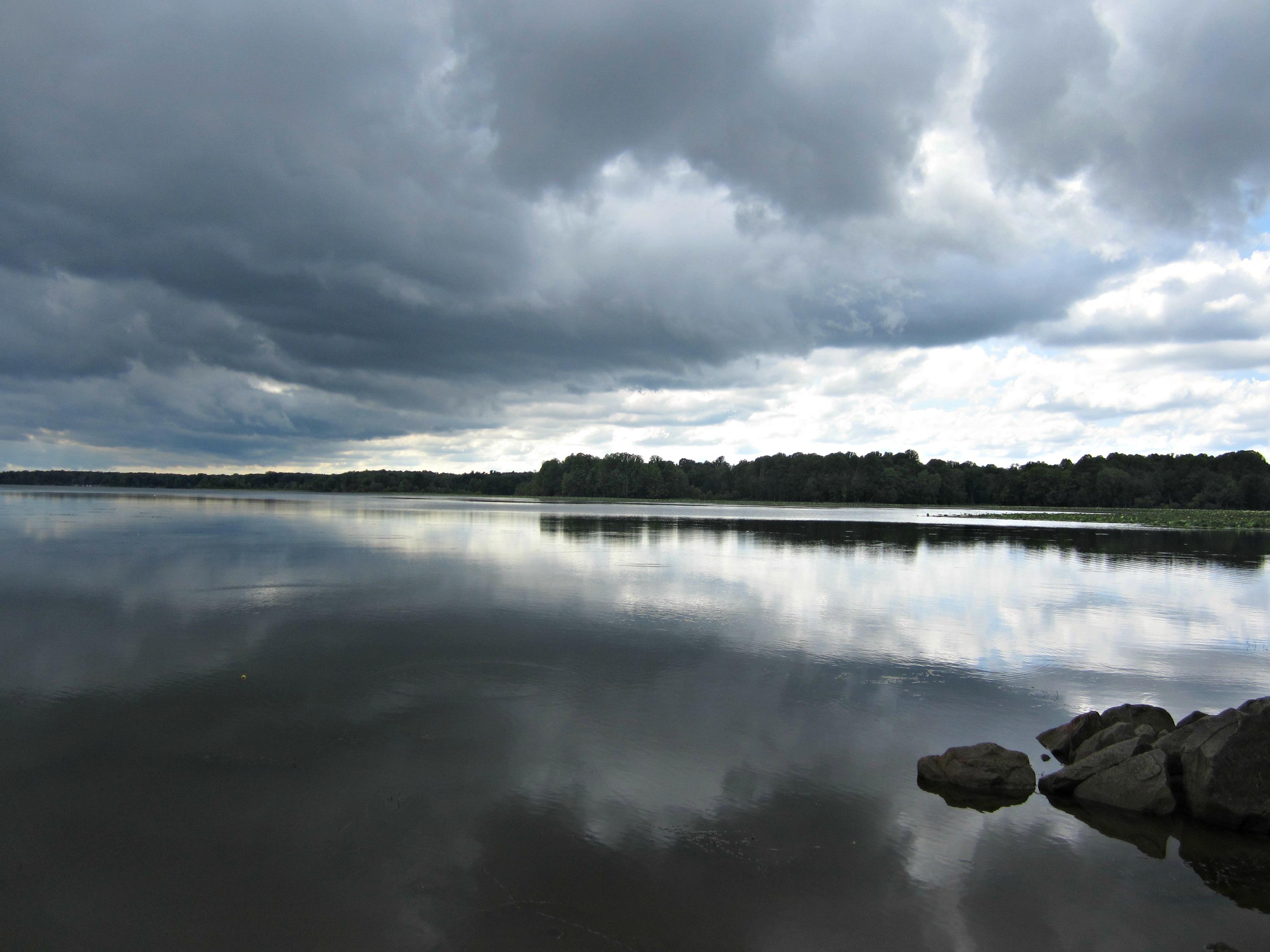 Pymatuning lake pennsylvania for Lake wilhelm fishing