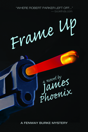 Review: Frame Up by James Phoenix
