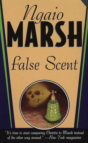 Review: False Scent by Ngaio Marsh