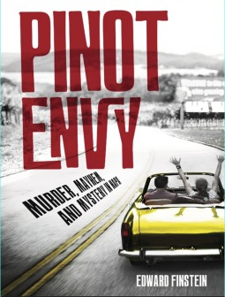 Review: Pinot Envy by Edward Finstein