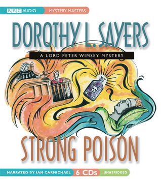 Audiobook Revew: Strong Poison by Dorothy L. Sayers