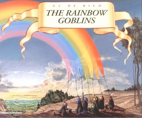 Book Review: The Rainbow Goblins by Ul de Rico