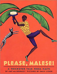 Thursday's Tale: Please, Malese! by Amy MacDonald