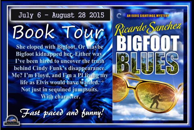 Bigfoot Blues by Ricardo Sanchez