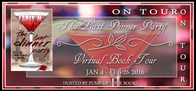Spotlight on The Last Dinner Party by Carly M. Duncan