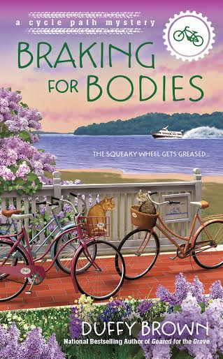 Book Blast! Braking for Bodies by Duffy Brown