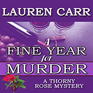 A Fine Year for Murder by Lauren Carr