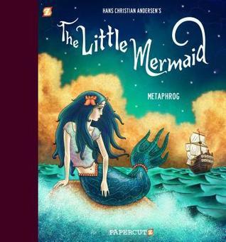 Thursday's Tale: The Little Mermaid by Metaphrog
