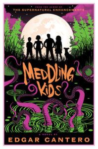 Meddling Kids by Edgar Cantero