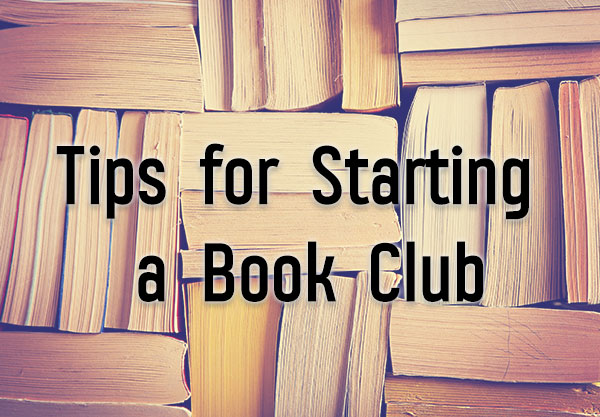 Planning the Perfect Book Club Meeting