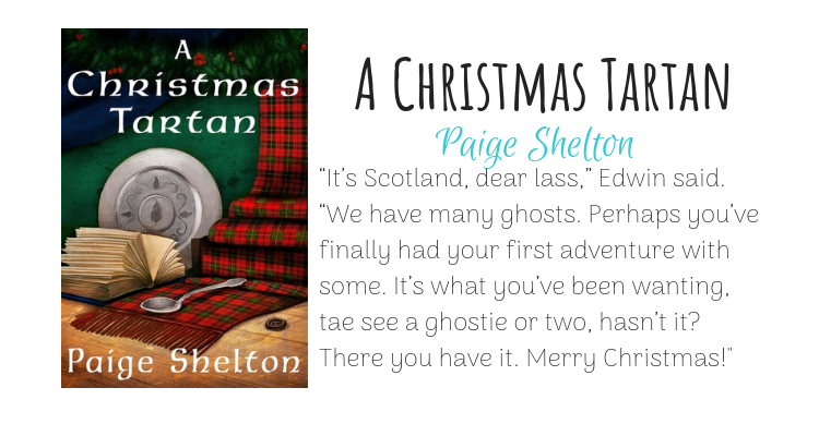 A Christmas Tartan by Paige Shelton