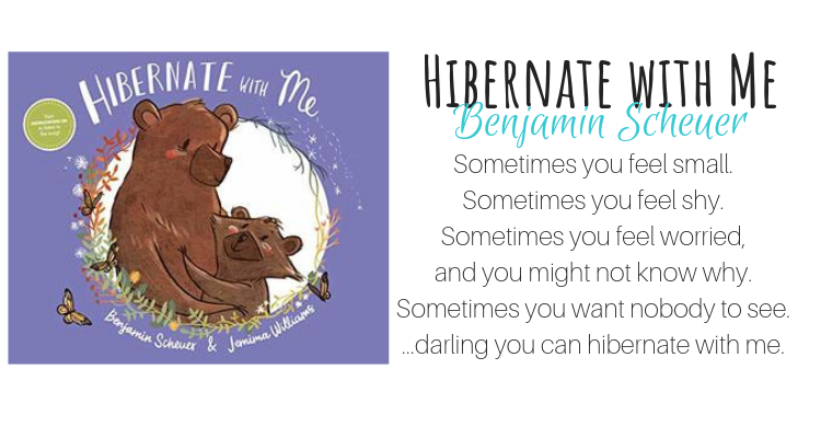 Hibernate with Me by Benjamin Scheuer