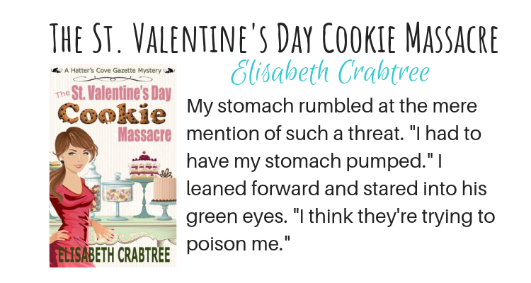 The St. Valentine's Day Cookie Massacre by Elisabeth Crabtree