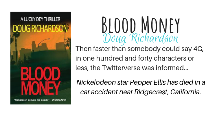 Blood Money by Doug Richardson