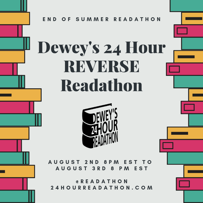 Summer Reverse Readathon