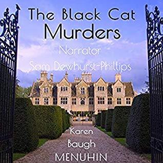 The Black Cat Murders by Karen Baugh Menuhin