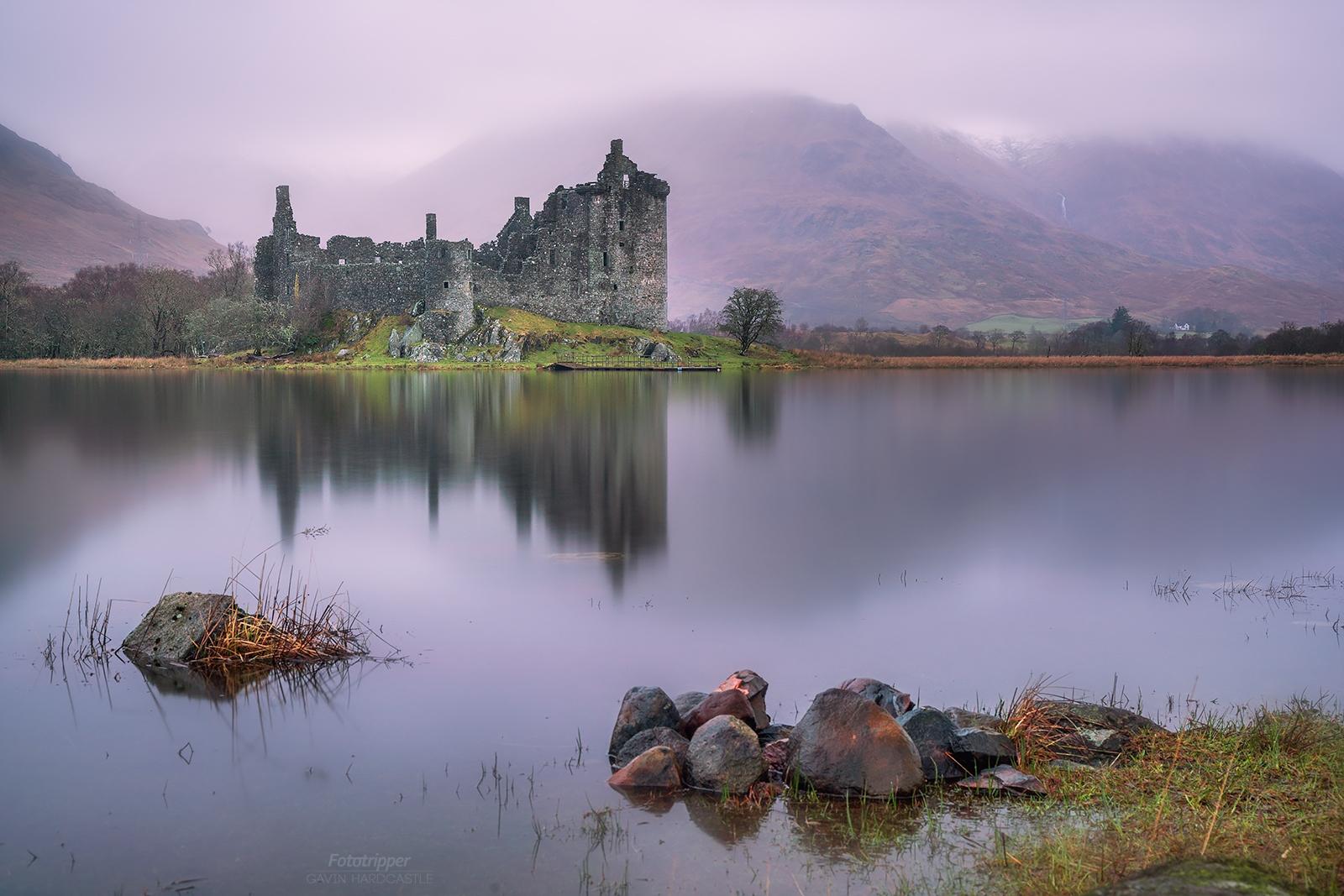 The Curse of Braeburn Castle by Karen Baugh Menuhin
