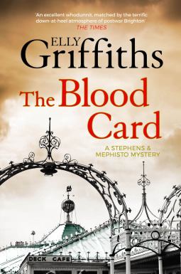 The Blood Card by Elly Griffiths