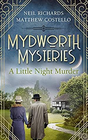 A Little Night Murder by Matthew Costello and Neil Richards