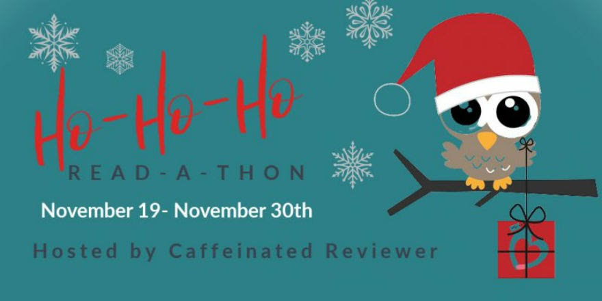 Giveaway open to Ho-Ho-Ho Readathon Participants