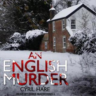 An English Murder by Cyril Hare