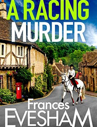 A Racing Murder by Frances Evesham
