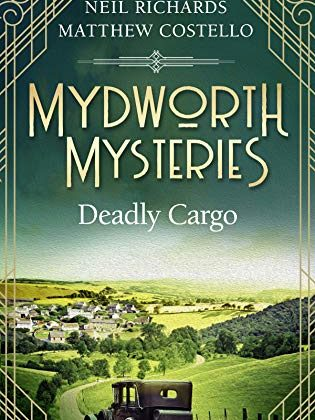 Deadly Cargo by Matthew Costello and Neil Richards