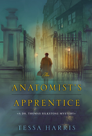Review: The Anatomist's Apprentice by Tessa Harris