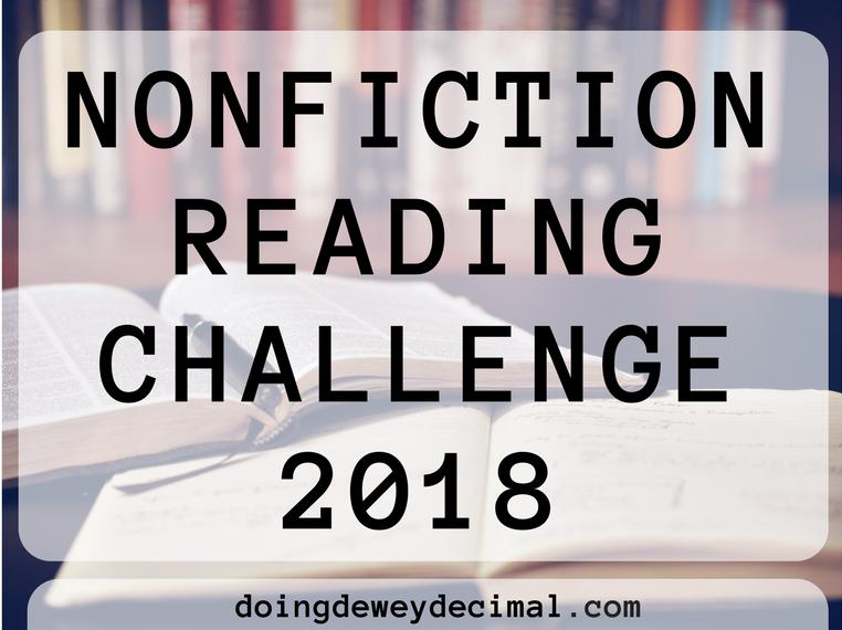 2018 Nonfiction Reading Challenge Wrapup