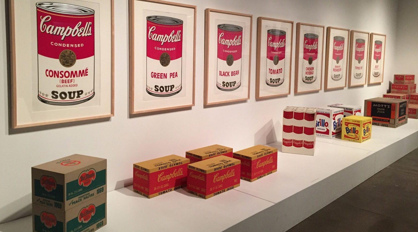 Saturday Snapshot – The Andy Warhol Museum