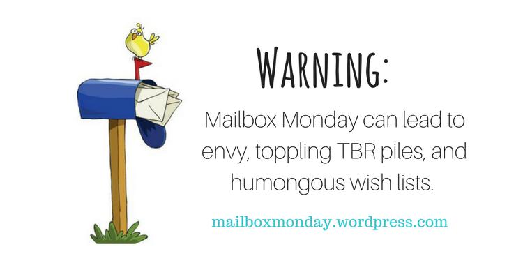 Mailbox Monday – 8/5