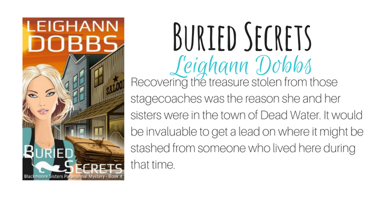 Buried Secrets by Leighann Dobbs