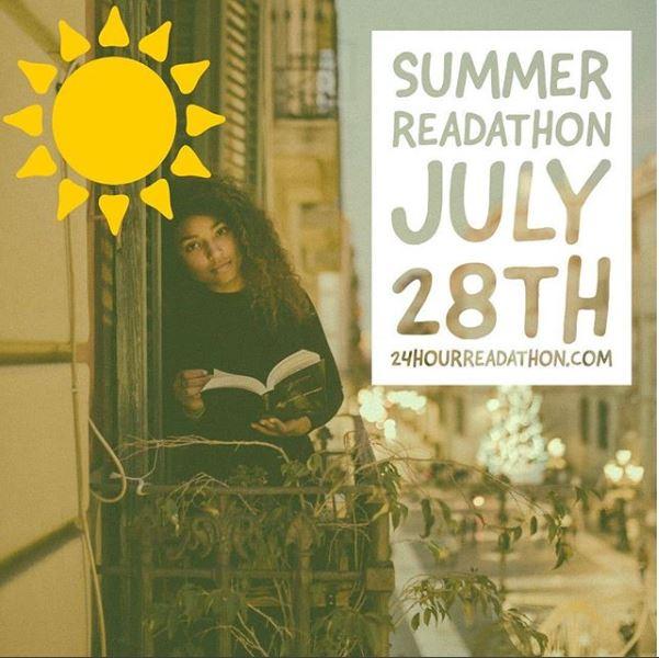 Summer 24-Hour Readathon