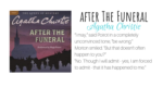 After the funeral featured