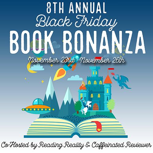Black Friday Book Bonanza Giveaway Hop