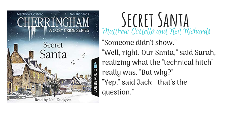 Secret Santa by Matthew Costello and Neil Richards