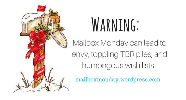 Mailbox Monday – 12/3