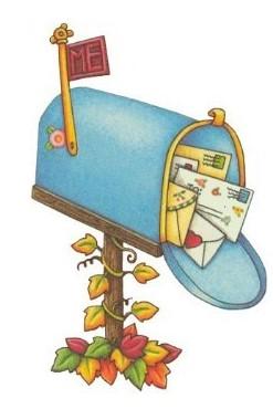 Mailbox Monday – 9/16