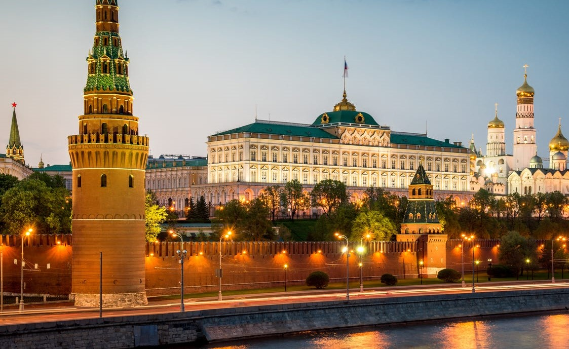 Murder in Moscow by Jessica Fletcher and Donald Bain