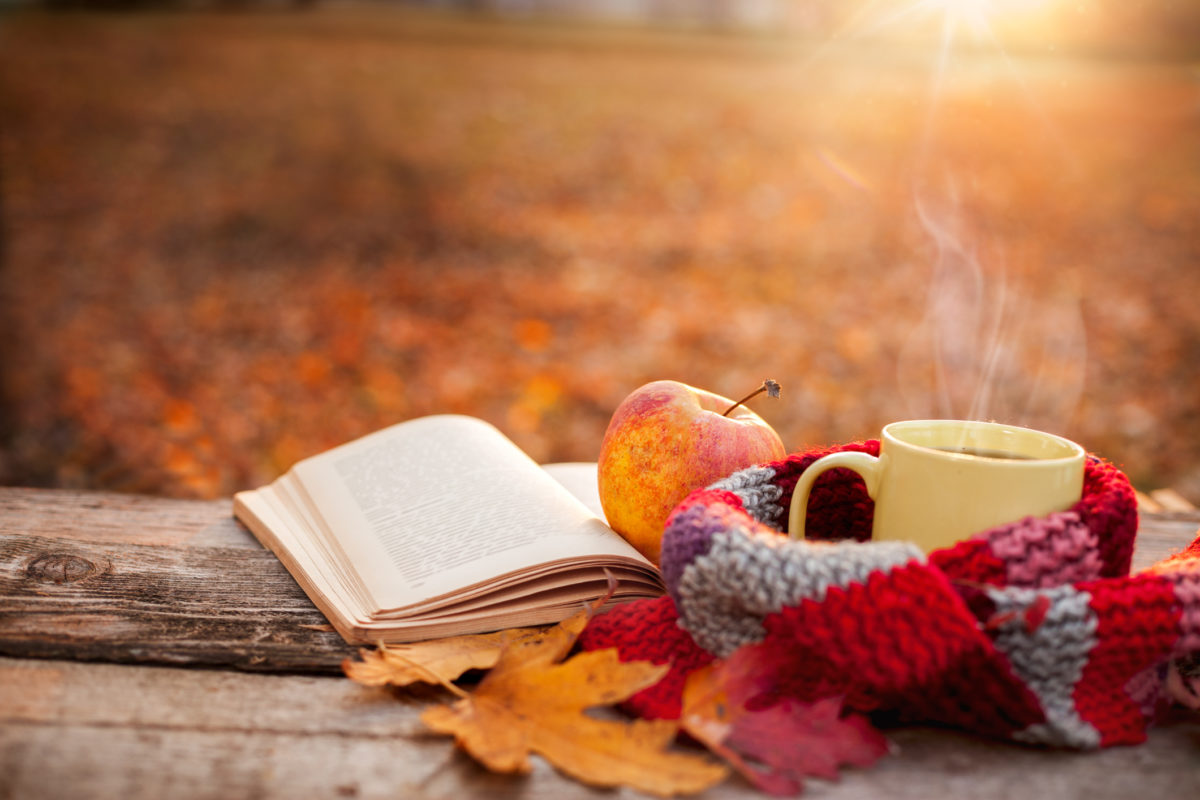 September and October Reading Challenges
