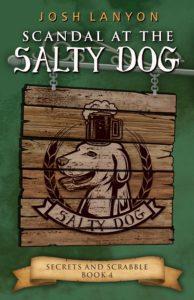Scandal at the Salty Dog by Josh Lanyon