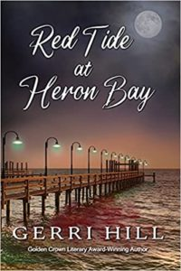 Red Tide at Heron Bay by Gerri Hill